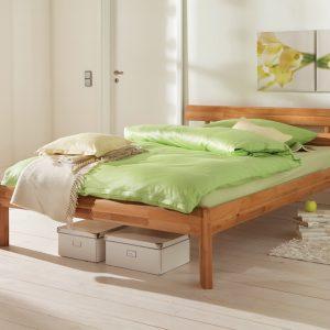 Łóżko bukowe Lucca