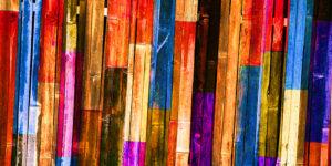 Bejcowanie czyli barwienie drewna bejcą
