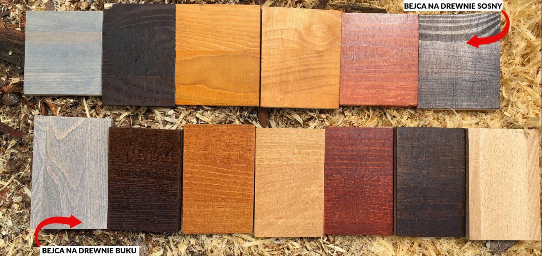 bejcowanie mebli drewnianch