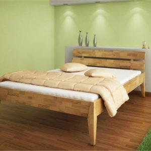 Łóżko bukowe Tom