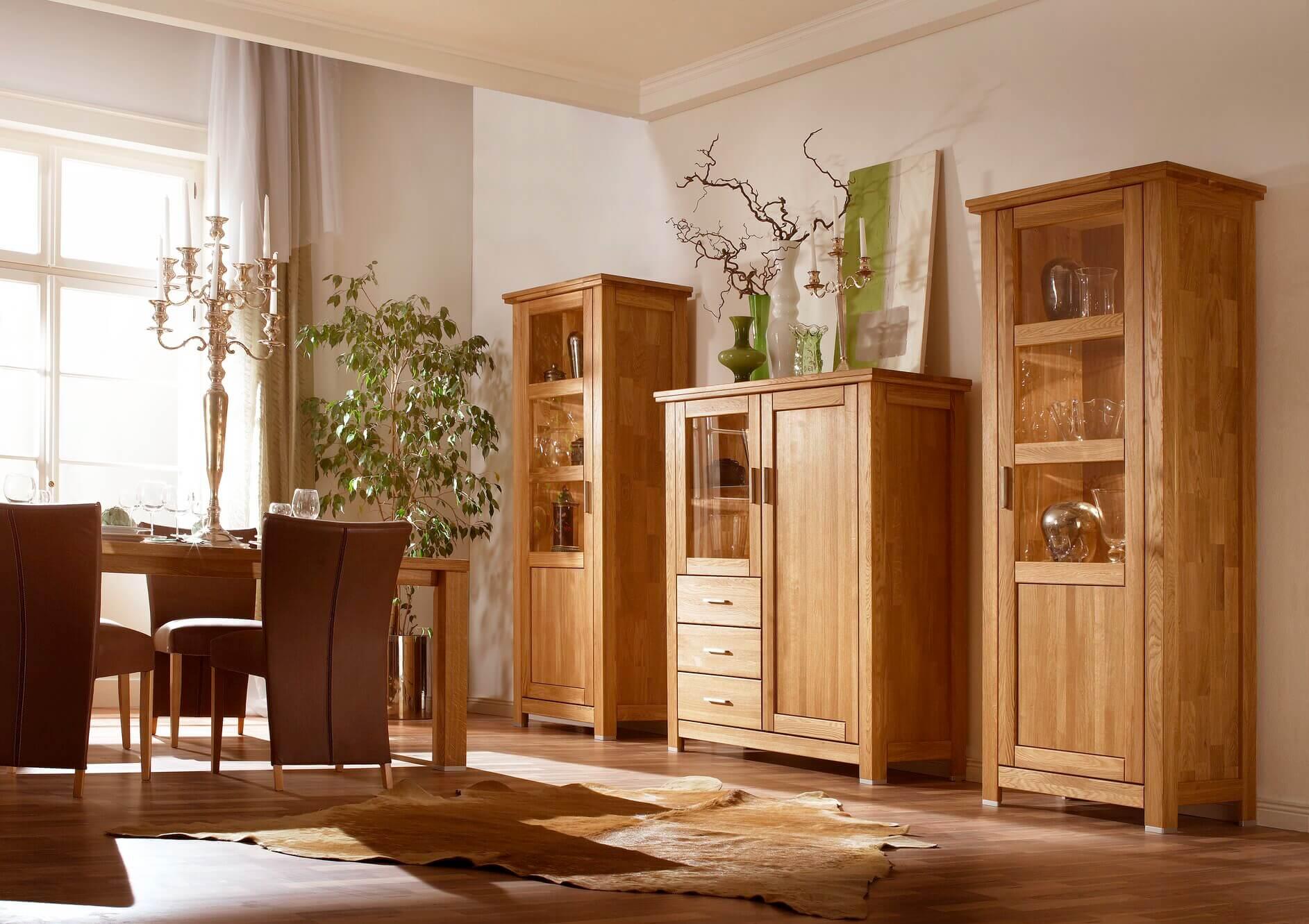 klasyczne-meble-drewniane-PORTO Typen 10-45-11 + oswietlenie