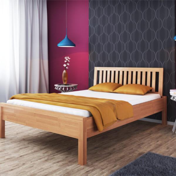 łóżko bukowe ola