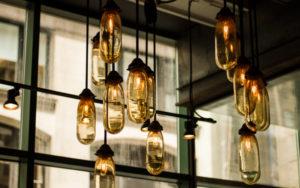 oświetlenie mebli salinu