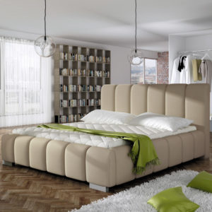 Łóżko tapicerowane Vivis
