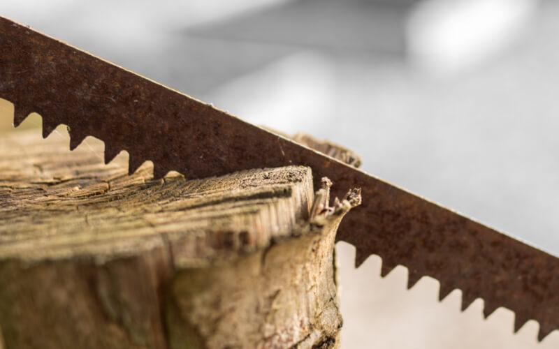 Wykańczanie mebli z drewna litego