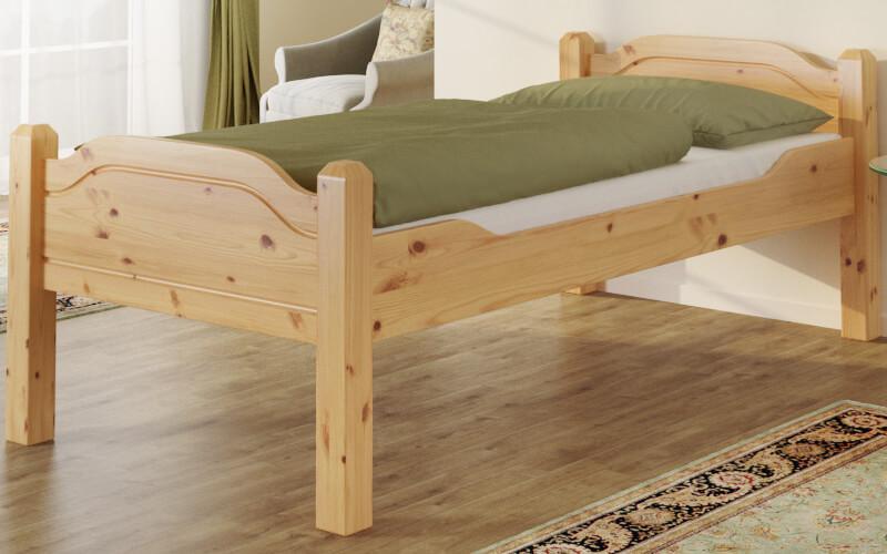 Tanie łóżko Sosnowe Producent Mebli Z Drewna