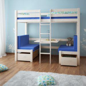 Łóżko piętrowe Elen - 1
