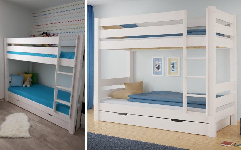 Łóżko piętrowe Siechnice