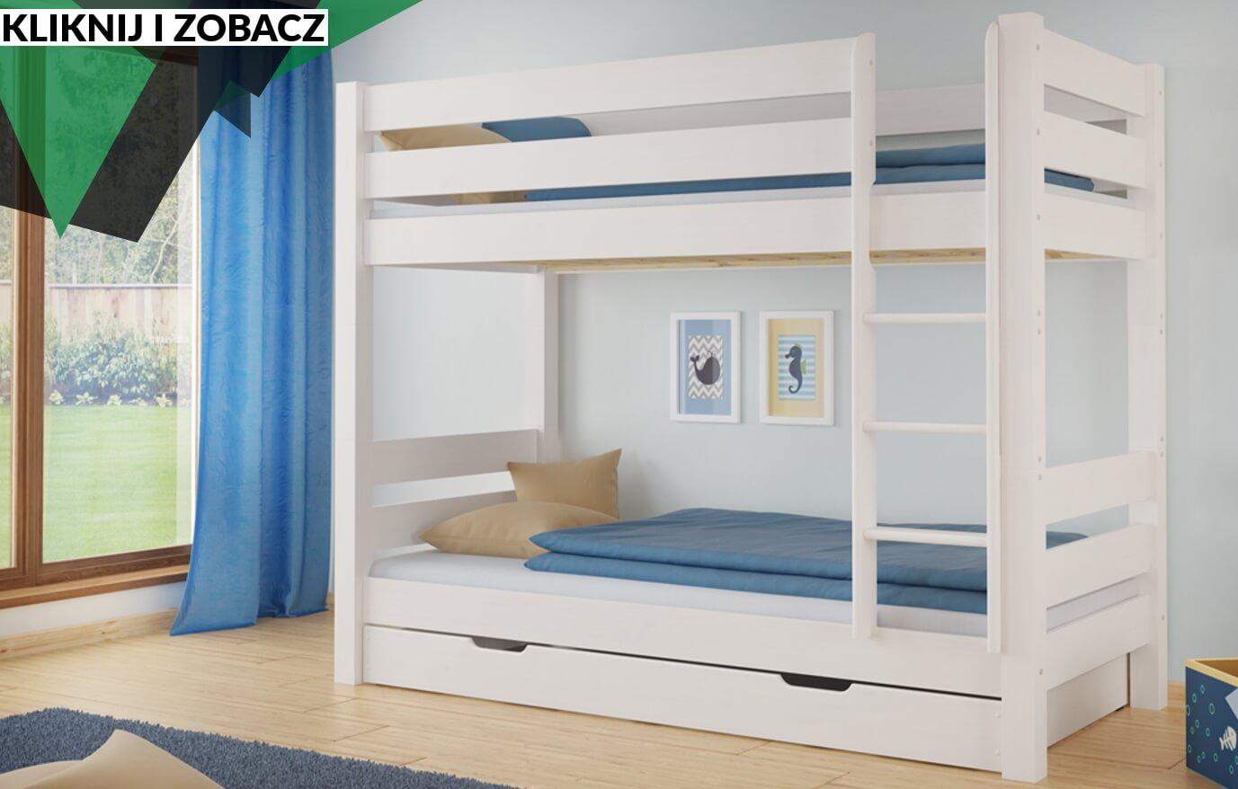 łóżko piętrowe Bielsko