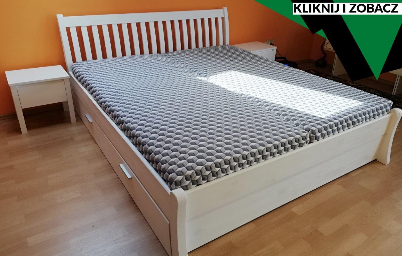 łóżko sosnowe bielsko