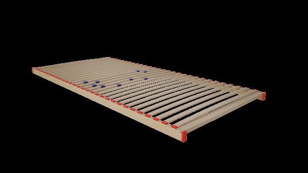 stelaż elastyczny z drewna klejonego