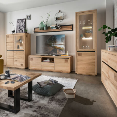 nowowczesne meble drewniane