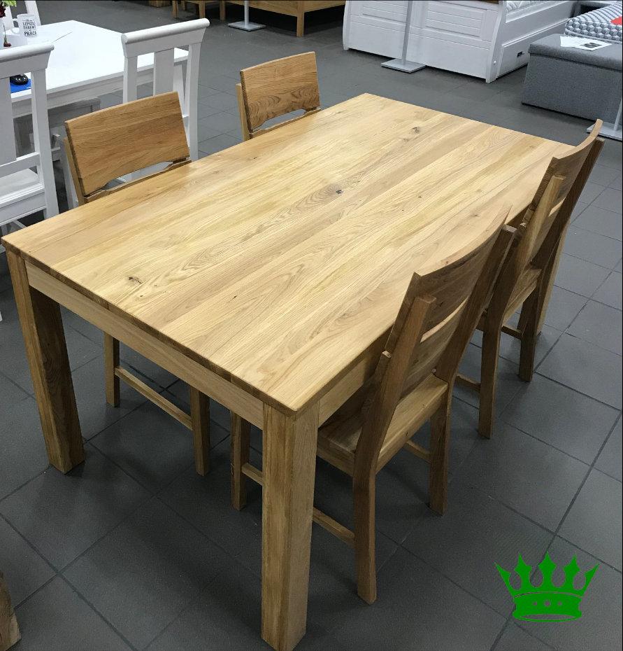 stół dębowy kraków