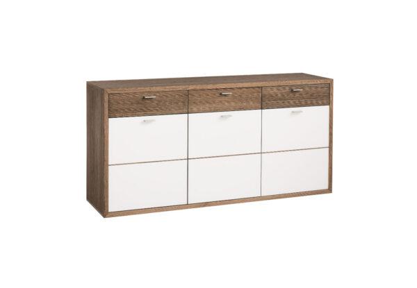 komoda-biała-drewniana