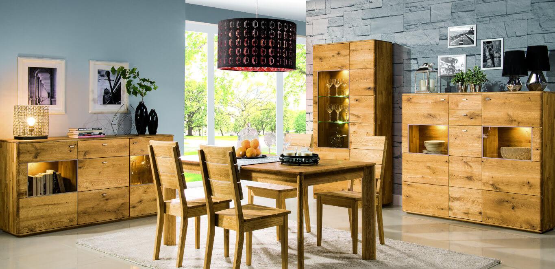 salon nowoczesne meble