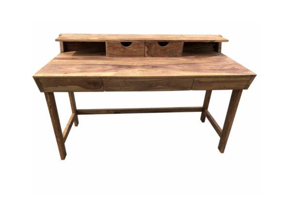 drewniany-sekretarzyk-kolonialny
